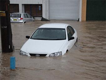Вторичный рынок Китая заполонят автомобили-утопленники