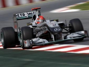 На Гран-при Монако Mercedes вернется к короткобазному шасси