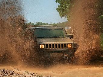GM отзывает 126 тысяч внедорожников модели Hummer H3