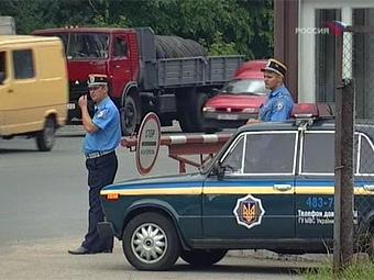 Украинская ГАИ оштрафовала покойника