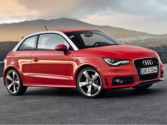 Компания Audi разработала спорт-пакет для хэтчбека A1
