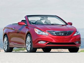 Новая Hyundai Sonata станет кабриолетом
