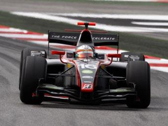 В серии GP2 появится команда Renault