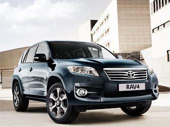 Toyota сократит производство автомобилей в Японии
