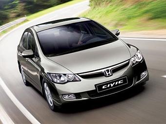 Дебют Honda Civic нового поколения был отложен