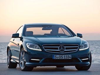 Компания Mercedes-Benz обновила купе CL