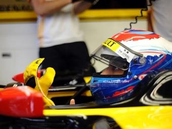 В команде Renault остались довольны выступлением Петрова