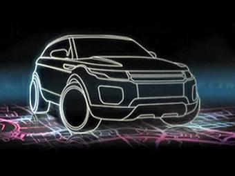 Новый кроссовер Range Rover представят во время онлайн-трансляции