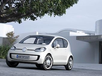 Для новой малолитражки VW возродит имя Lupo