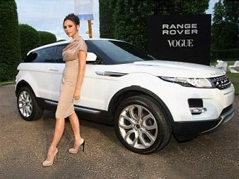 Викторию Бекхэм назначили креативным дизайнером марки Land Rover