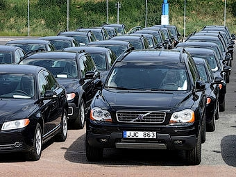 Евросоюз одобрил продажу компании Volvo китайцам