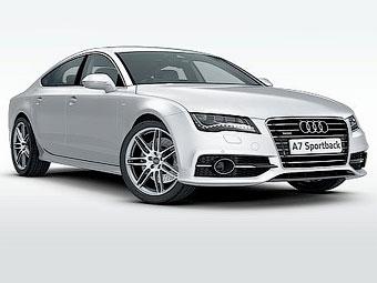Большой хэтчбек Audi получил спорт-пакет