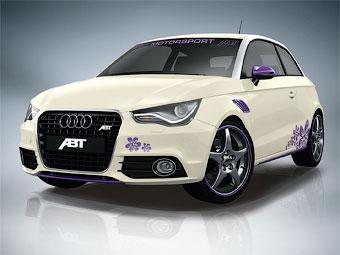 Ателье Abt подготовило первый спорт-пакет для хэтчбека Audi A1