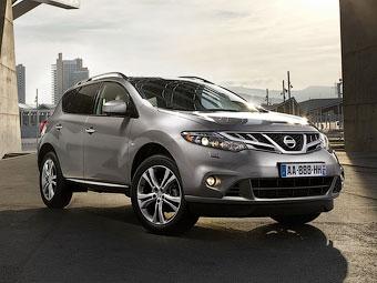 Из-за дизельного двигателя Nissan изменил внешность Murano