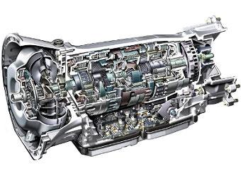 """Mercedes-Benz разработает девятиступенчатый """"автомат"""""""