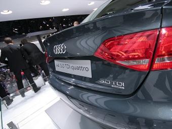 Автомобили Audi научат владельцев не ошибаться с выбором топлива