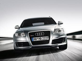 """Компания Audi свернет производство """"суперседанов"""" и """"суперуниверсалов"""" RS6"""