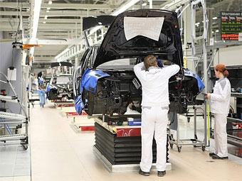 Минпромторг предложил изменить порядок промсборки автомобилей