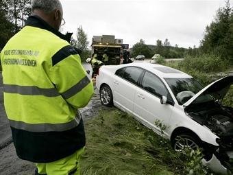 За 40 лет компания Volvo изучила 40 тысяч аварий