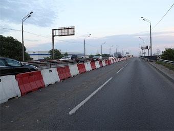 Росавтодор оспорит свою причастность к перекрытию Ленинградского шоссе