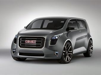 Концерн GM выпустит новый среднеразмерный пикап и компактный минивэн