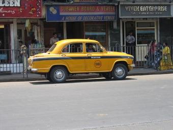 В индийских такси разместят досье на водителей