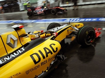 "Команда Renault F1 подготовит ""F-канал"" к Гран-при Бельгии"