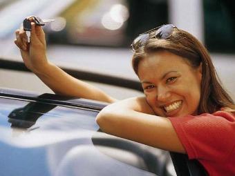 General Motors научит женщин продавать автомобили