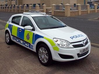 Британских полицейских обвинили в неумении парковаться