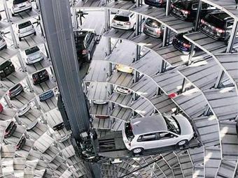 Спрос на новые машины в Германии упал на треть