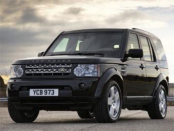Представлен бронированный Land Rover Discovery