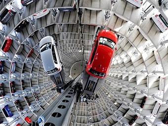 Владельцы торговых центров готовы строить в Москве сетевые парковки