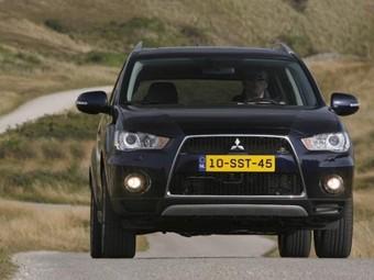 Mitsubishi планирует выпускать в России в три раза больше внедорожников