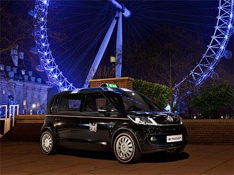 Руководство VW задумалось о выпуске такси на базе электрокара Up!