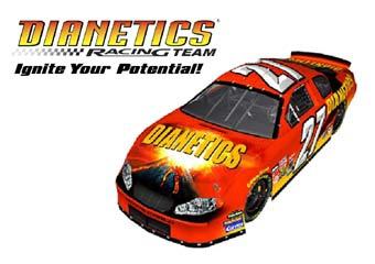 Сайентологи создали собственную команду в гонках NASCAR