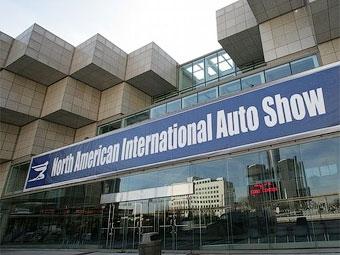 На моторшоу в Детройте состоится 40 мировых премьер