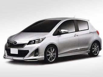 Toyota Yaris нового поколения покажут 22 декабря