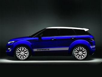 Британское ателье занялось тюнингом еще невышедшей модели Range Rover