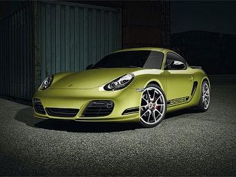 Porsche подумает о выпуске экстремального Cayman