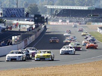 В Европе появится аналог гоночной серии NASCAR