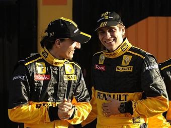 Команда Renault F1 официально подтвердила контракт с российским пилотом