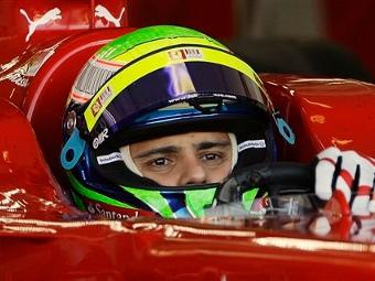 "На тестах ""Формулы-1"" Масса оказался быстрее Шумахера"