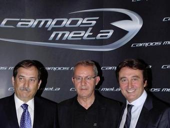 """Команда """"Формулы-1"""" Campos в 2011 году будет продана Volkswagen"""