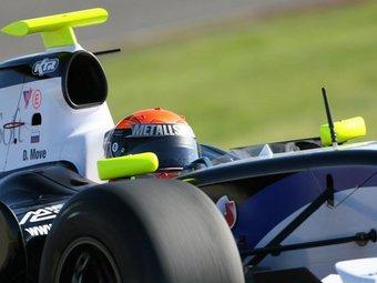 Россиянин Даниил Мове перешел в команду Lotus