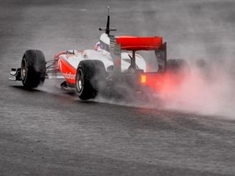 """В Хересе завершился первый день тестов """"Формулы-1"""""""