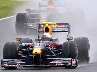 """Плохая погода в Хересе поставила под угрозу тесты """"Формулы-1"""""""