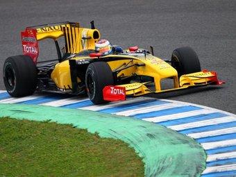 Renault F1 сменила Петрова на Кубицу