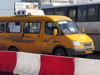ГИБДД предложила ввести отдельную категорию прав для водителей маршруток