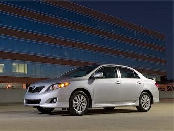 Водители в США пожаловались на еще одну модель Toyota