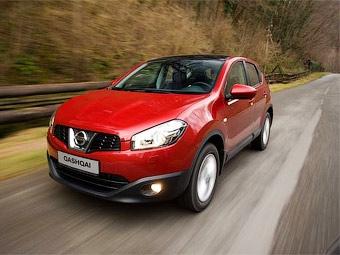 Обновленный Nissan Qashqai подешевел на 12 тысяч рублей